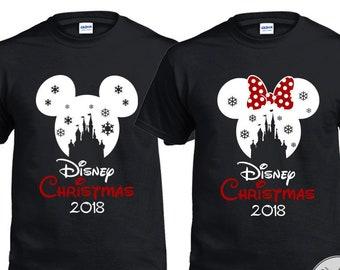 disney christmas shirt disney shirts disney family shirt disney snowflake castle shirt mickeys very merry christmas shirt holiday shirt