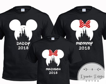 881fd6e5 Disney Family Shirts, Disney Shirts, Disney Shirts For family, Disney  Mickey Castle Shirts, Matching Disney Shirts, Disney Vacation Shirts