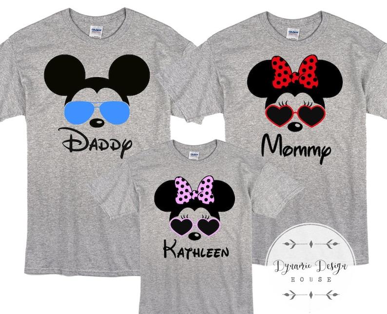 69aa0201e6d Disney Vacation Shirts Disney Shirts Disney Family Shirts