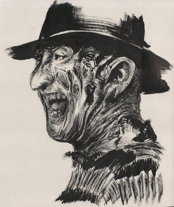 Freddy kruger etsy
