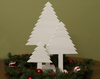 Wood Tree-Wooden Tree-Christmas Tree-Rustic Tree-Reclaimed Wood Tree-Ornamental Tree-Holiday Tree-Evergreen Tree-Autumn Tree-Fall Tree