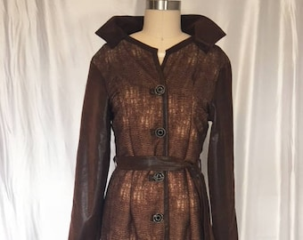 Woman's hand made jacket