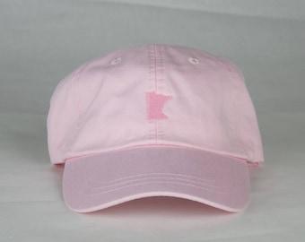 Breast Cancer Awareness Minnesota Hat
