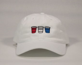 67b81c71181 White Solo Cup Hat