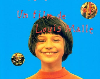 Zazie dans le metro (A) | 60s French Classic, Louis Malle | 1999 print | Japanese chirashi film poster