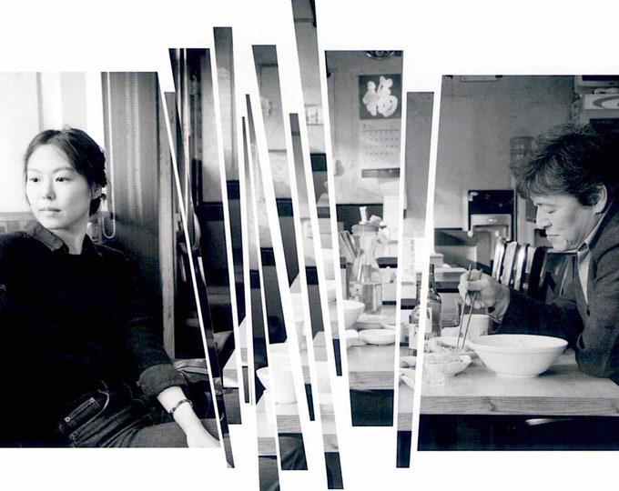 The Day After   Korean Cinema, Hong Sang-soo, Kim Min-hee   2018 original print   Japanese chirashi film poster