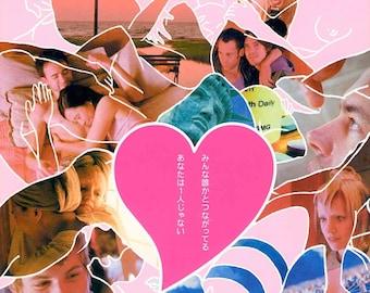 Shortbus (A) | US Cult Movie, John Cameron Mitchell | 2007 original print | Japanese chirashi film poster