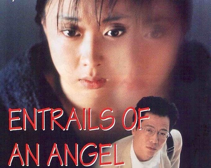 Angel Guts 8   Cult Pink Japan Cinema, Takashi Ishii   1994 original print   vintage Japanese chirashi film poster