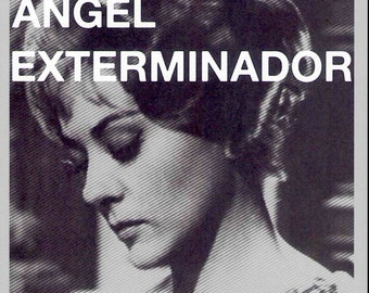 Exterminating Angel (A)   60s Luis Buñuel Mexican Classic   2017 print   Japanese chirashi film poster