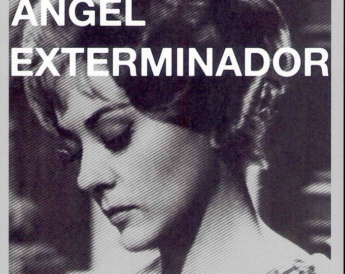 Exterminating Angel (A) | 60s Luis Buñuel Mexican Classic | 2017 print | Japanese chirashi film poster