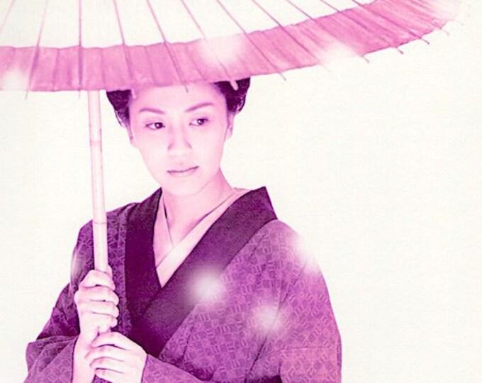 Hidden Blade (B) | Japan Cinema, Yoji Yamada Samurai Trilogy | 2004 original print | Japanese chirashi film poster