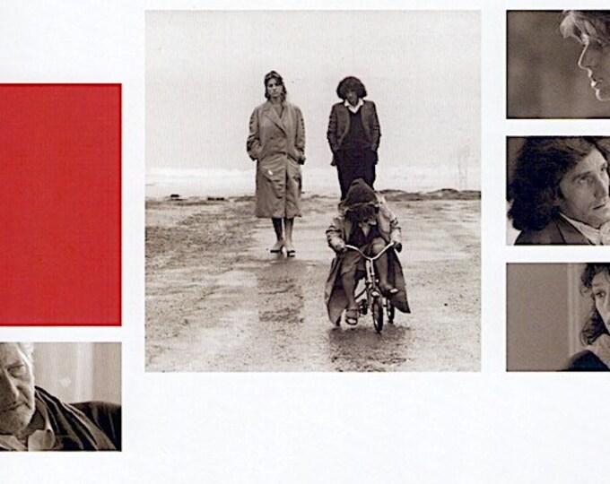Les Baisers de secours | 80s French Cinema, Philippe Garrel | 2019 print | Japanese chirashi film poster