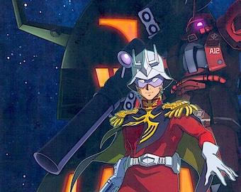 Mobile Suit Gundam The Origin VI | Classic Anime Series | 2018 original print | Japanese chirashi film poster