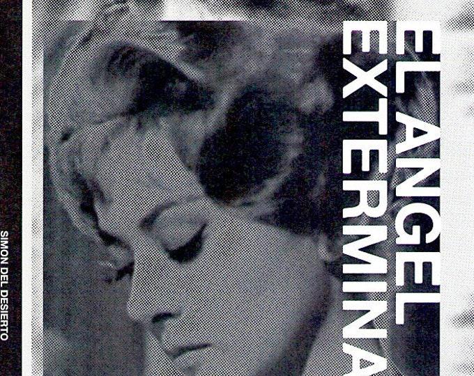 Exterminating Angel (B) | 60s Luis Buñuel Mexican Classic | 2017 print, gatefold | Japanese chirashi film poster