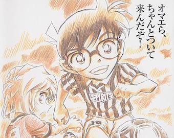Case Closed Movie 16 (B) | Classic Japan Anime | 2012 original print | Japanese chirashi film poster