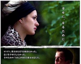 It's a Free World | British Cinema, Ken Loach | 2008 original print | Japanese chirashi film poster