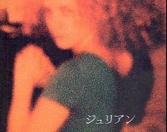 Julien Donkey-Boy | 90s Harmony Korine, Ewen Bremner, Chloe Sevigny | 2000 original print | Japanese chirashi film poster