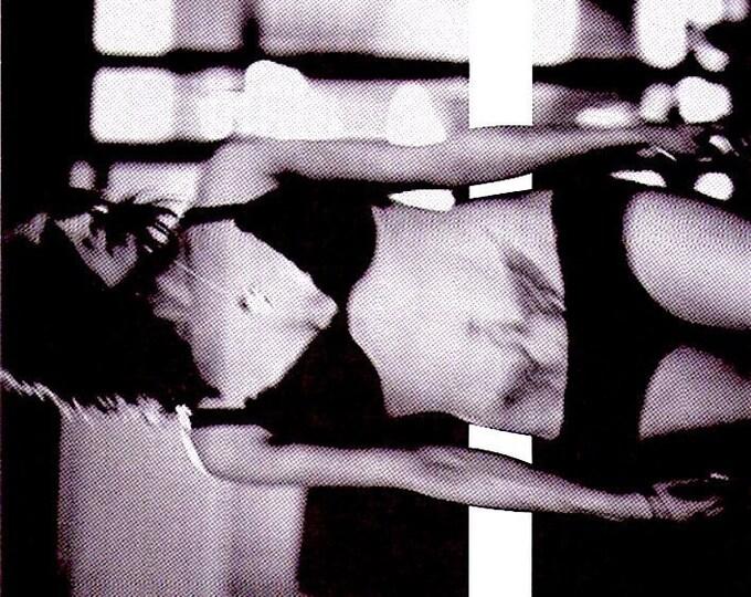 Boarding Gate | French Cinema, Asia Argento, Olivier Assayas | 2009 print | Japanese chirashi film poster