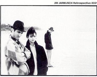 Stranger Than Paradise (C)   80s Cult Classic, Jim Jarmusch   2021 print   Japanese chirashi film poster