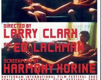 Ken Park (A) | Larry Clark, Harmony Korine | 2003 original print | Japanese chirashi film poster