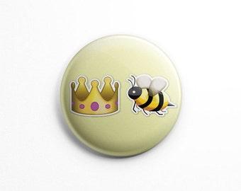Queen bee emoji | Etsy