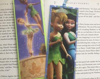 Tinker Bell Disney Bookmarks