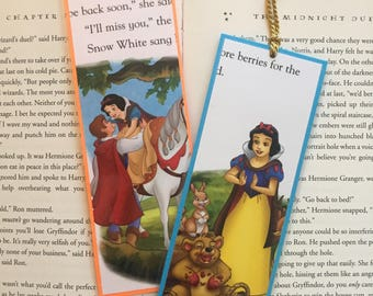 Snow White Disney Bookmarks