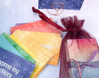 Kid's Positive Affirmations Cards | Affirmation Cards for Kids | Kids Affirmations