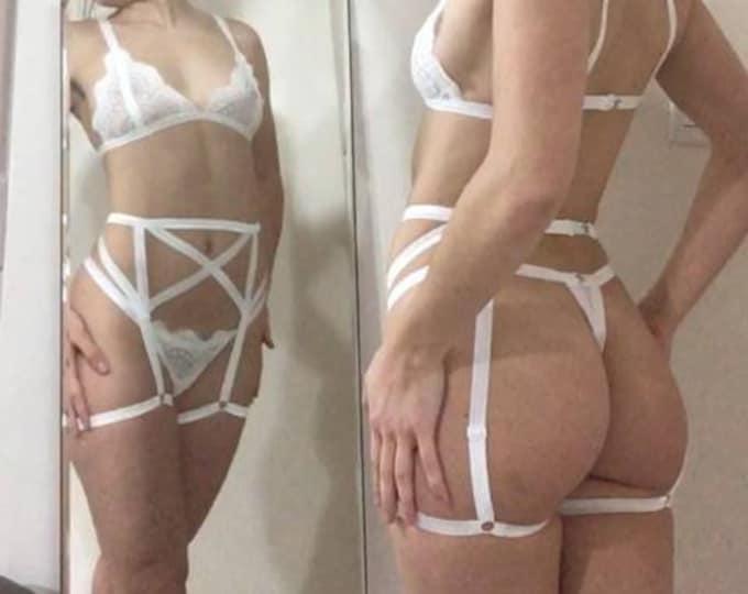 Goddess Collection: Aphrodite Garter Harness