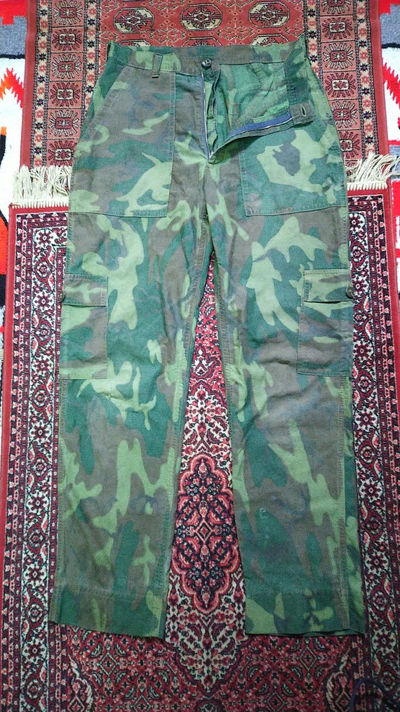Vintage  trousers ERDL  privet purchase in country