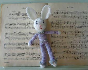 Crochet toy Bunny
