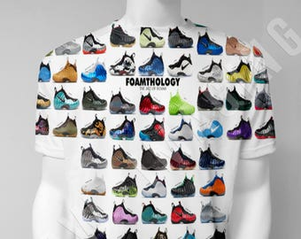 Foamposite - FOAMTHOLOGY Collector's Edition T-Shirt