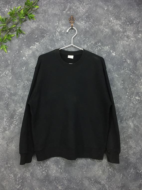 Vintage Converse Sweatshirt Sun Faded Plain Sweats