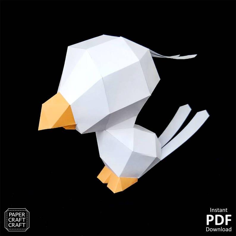Paper craft 3d model