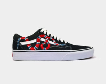 brand new 719b3 368f1 Custom Vans Old Skool