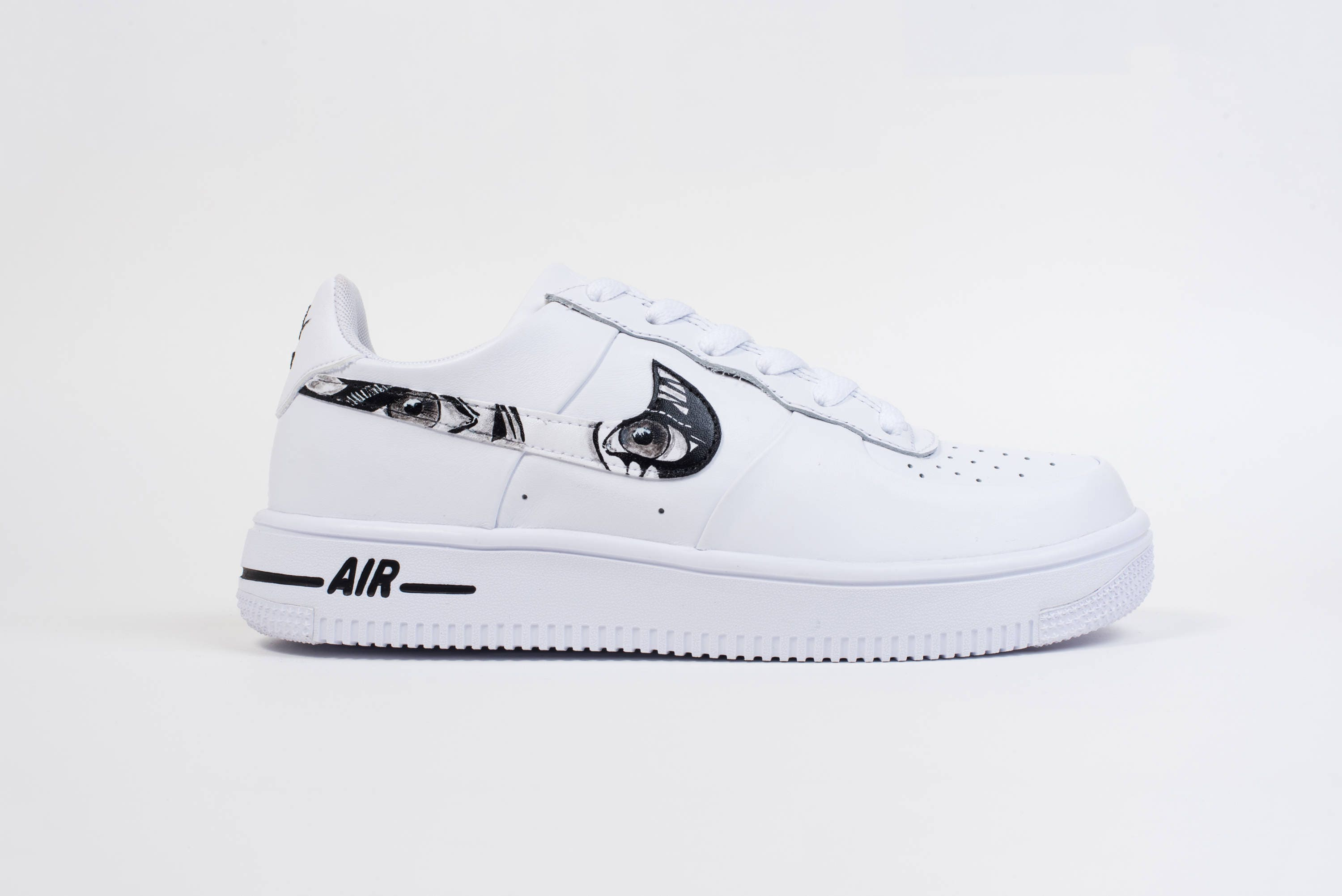 Custom Nike Air Force 1 Ultraforce Manga Soul