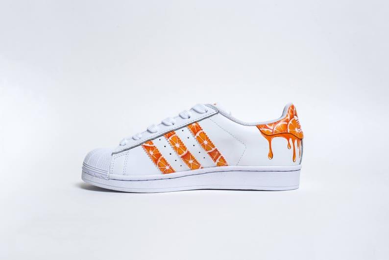 chaussures de sport cdb78 29318 Custom Adidas Superstar