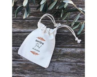 Let's have a custom cotton slate or gifts for Wedding or Baptism with first names, the date of your choice! wedding gifts invited