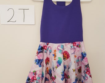 Summer dress size 2 years