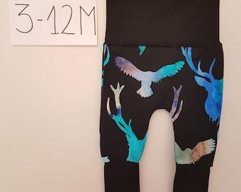 Evolutive pants 3-12 months