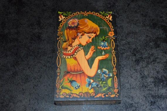 Jewelry Storage Boxes Home Living Storage Organization home decor Boxes Bins wood vintage box casket gift idea large wooden box decoration