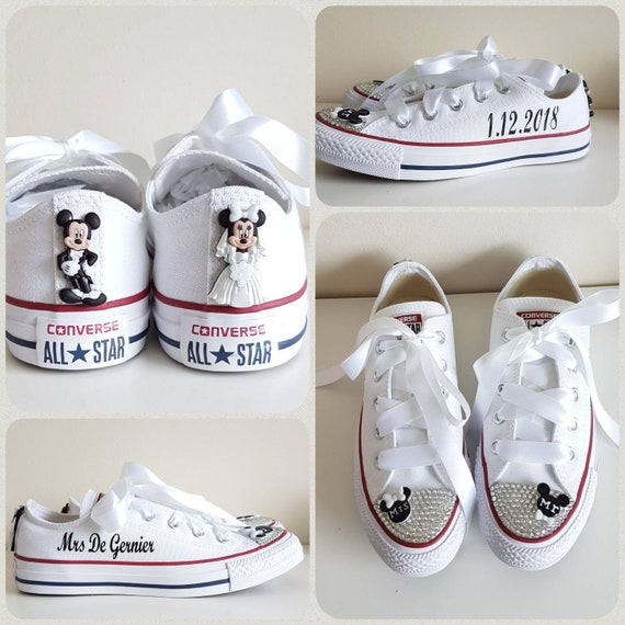 all star converse disney