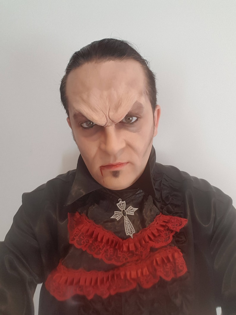 Vampire Forehead Prosthetic