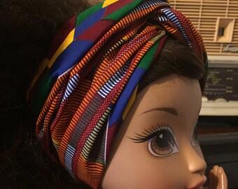 Retro hair headband