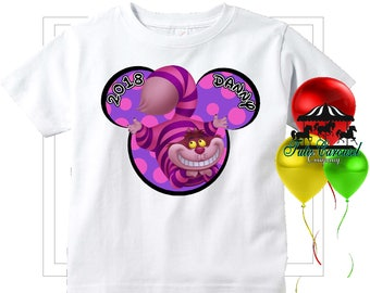 af4684165f3 50% Off Cheshire Cat Disney Vacation Shirt