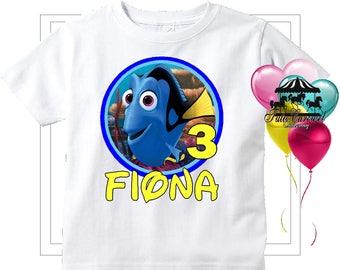 50% Off Finding Dory Birthday Shirt 537e8c22e4a1b