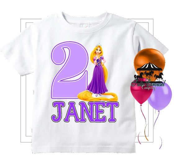 e0d0855d9 94+ Personalized Rapunzel Birthday Shirt - Minnie Mickey Mouse ...