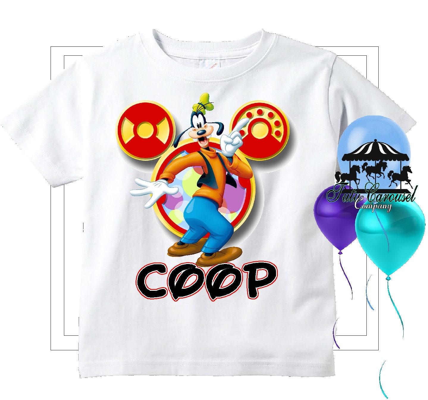 50 Off Goofy Mickey Mouse Clubhouse Disney Vacation Shirt Etsy