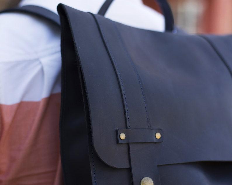 Backpack Men Hipster Backpack Laptop Bag Backpack Leather Backpack Men Rucksack