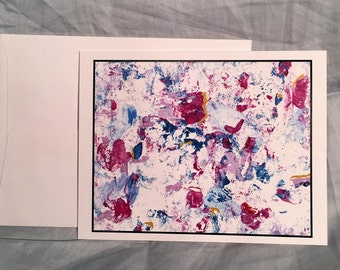 Note Card Abstract 4